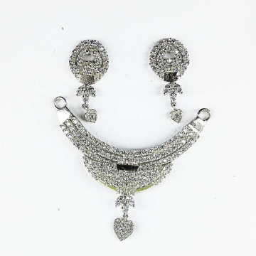 Pure 925 silver mangalsutra pendant