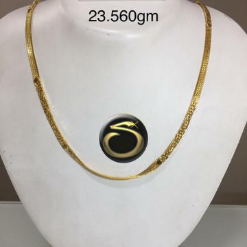 916 Gold Handmade chain SC-NT0332
