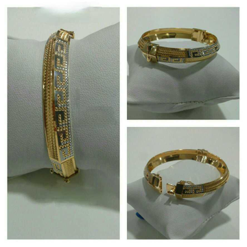 22k Gents Exclusive Gold Bracelet G-5154