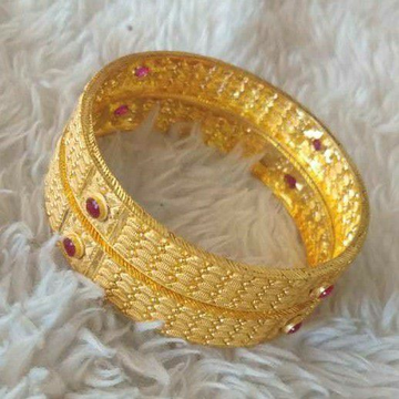 22k Gold Ledies Patla by