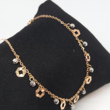 18kt ladies bracelet by Rangila Jewellers