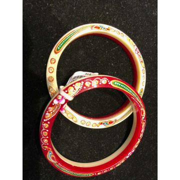 22kt gold plastic bangle by