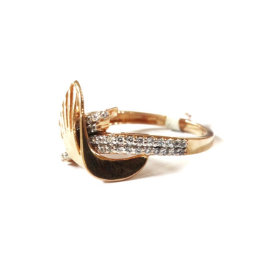 18k rose gold fancy ring mga - rgr0035