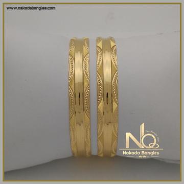 916 Gold Khilla Bangles NB-335