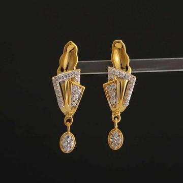 22k gold diamond by