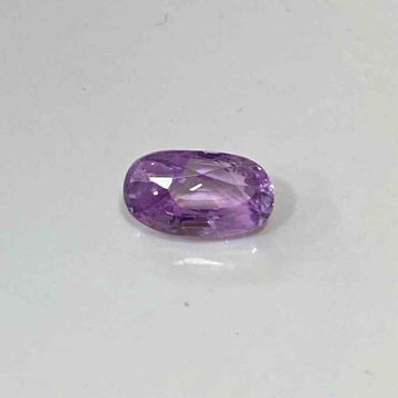 3.30ct oval pink sapphire by