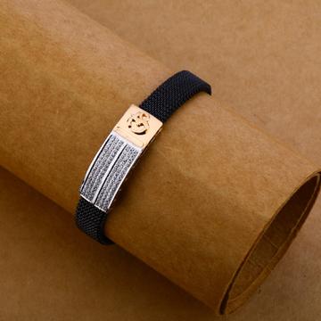 18kt Rose Gold Designer Bracelet MLB133