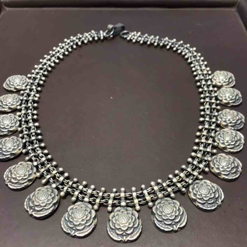 silver antique set