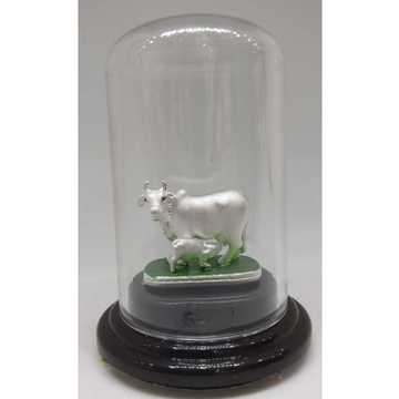 999 Pure Silver COW-CALF Idols by