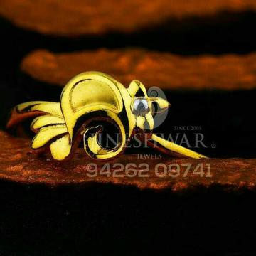 916 Designer Plain Casting ladies Ring LRG -0641