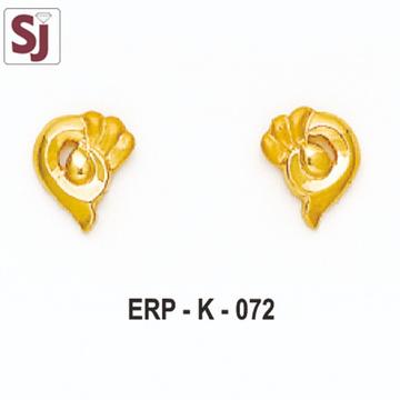 Earring Plain ERP-K-072