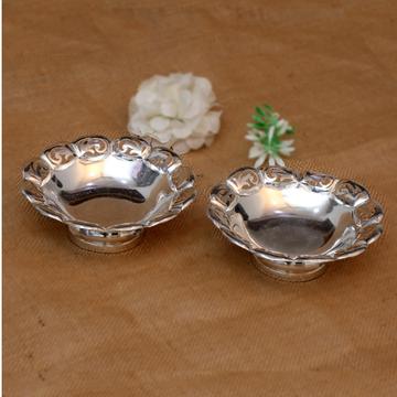 Designer Silver Bowl