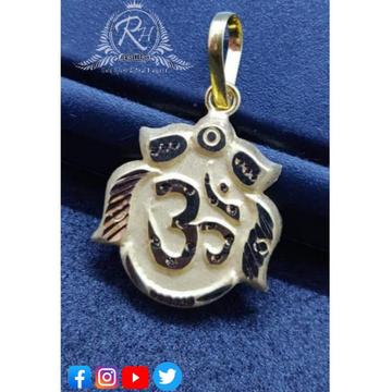 silver om pendants RH-PN376