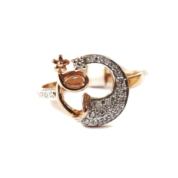 18K Rose Gold Fancy Ring MGA - RGR0034