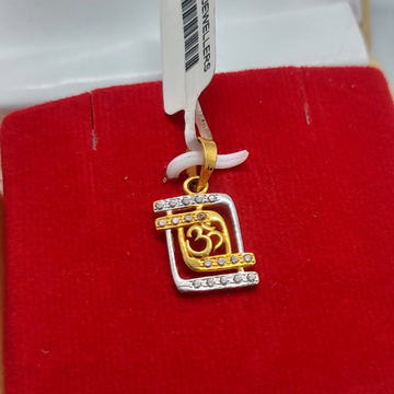 22 ct HM Pendant by Parshwa Jewellers