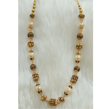 22 KT HAND CRAFTED MALA by