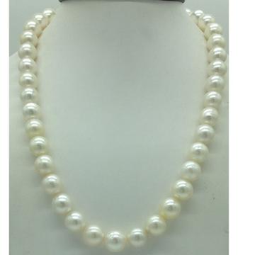 White South Sea Pearls Strand JPM0477