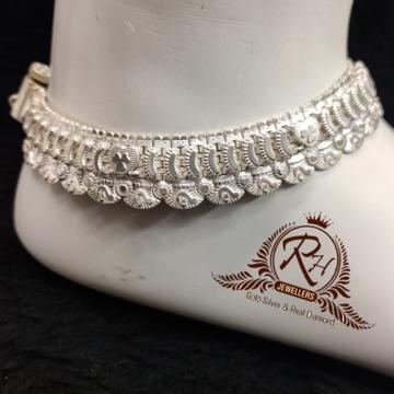 silver heavy kismat payal Rh-Py920