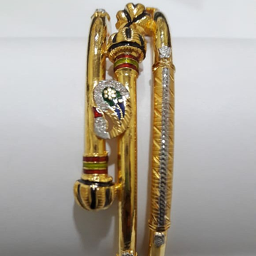 916 Antique Designer Bangle SG-225