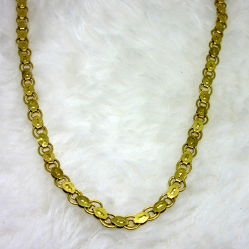Gold Classic Chain