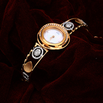 Ladies Rose Gold Watch-RLW85