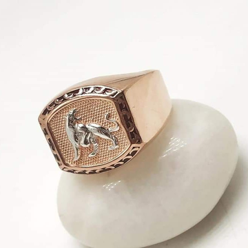 fancy ring by Aaj Gold Palace