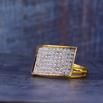 Mens Casting Gold 916 Designer Ring-MR423