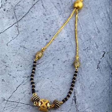 916 Gold Hand mangalsutra RH-HM45