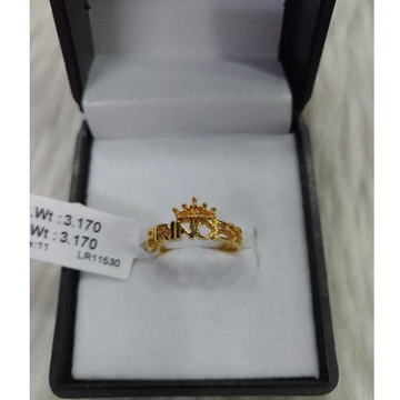 22kt Gold Fancy Ladies Ring