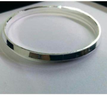 925 Silver Punjabi Kada Bracelet