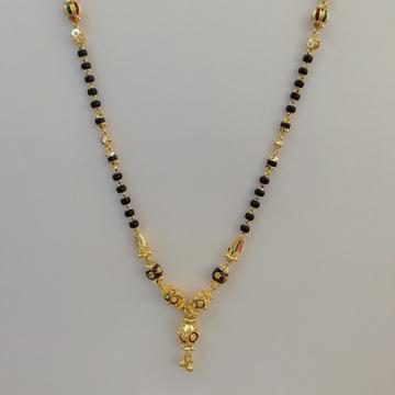 916 Gold Fancy Verticle Design Dokiyu by Vinayak Gold