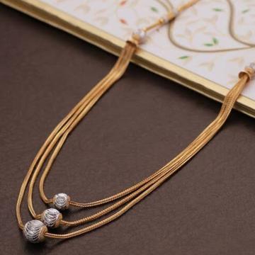 22K plain Gold Necklace Fancy  Jewellery For Women by
