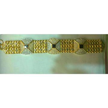 22K / 916 Gold Designer Bracelet ( Lucky )