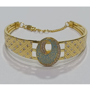 916 Gold Attractive Bracelet For Women SG-B12