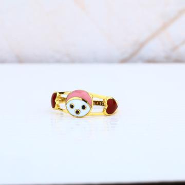 Kids Gold 916 Ring-KR17