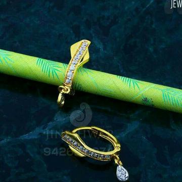 Cz Gold Fancy Bali ABG - 0206