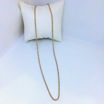 FANCY ROSE GOLD CHAIN by