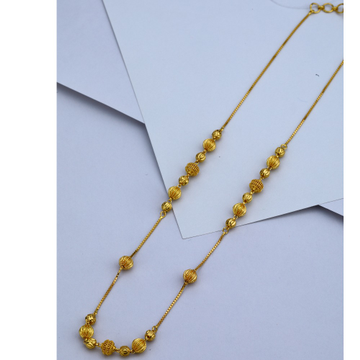 916 Gold CZ Superbly Chain