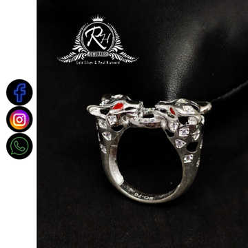 silver traditional rings RH-GR391