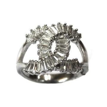 925 Sterling Silver Ring MGA - SR0065