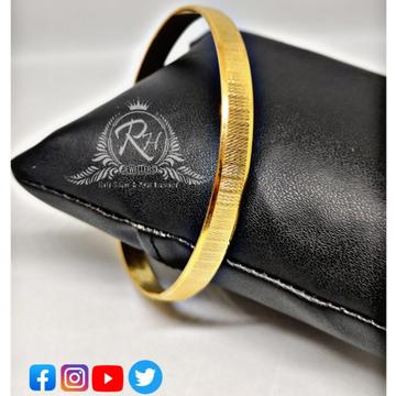 22 carat gold gents panjabi kada Rh-GB135