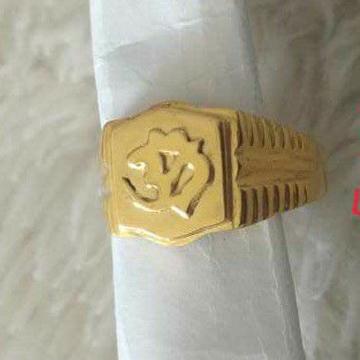 Gold Jents Ring Dalani by