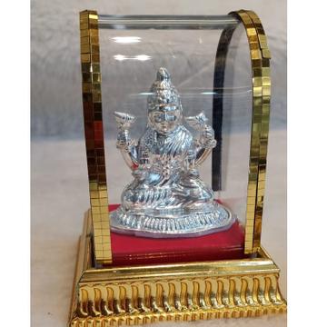 silver laxmiji murti by