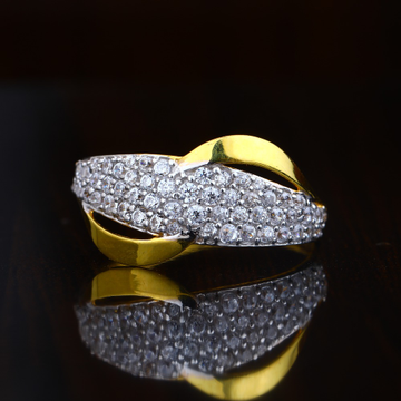 22KT Gold Beautiful Design Ring