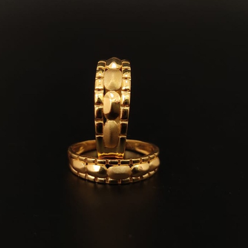 22 ct gold couple ring