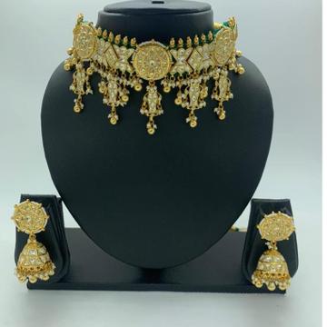 jatdar Artificial necklace set  by
