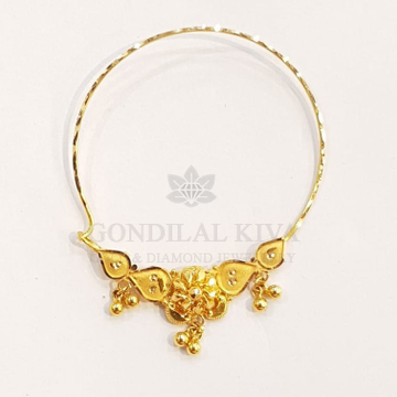 18kt gold nath gnt66 by