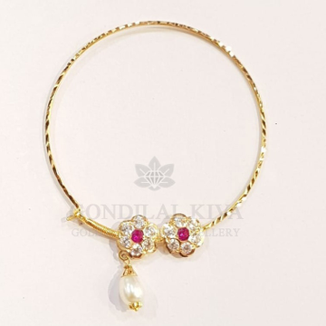 18kt gold nath gnt58 by