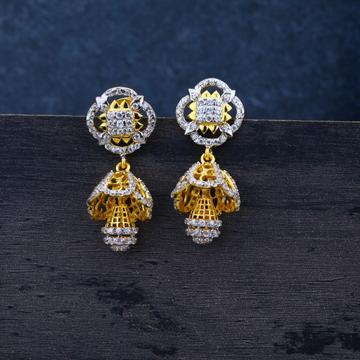 ladies traditional 916 jummar earring-LJE34