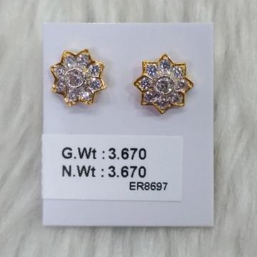 22Kt Earring ER8697